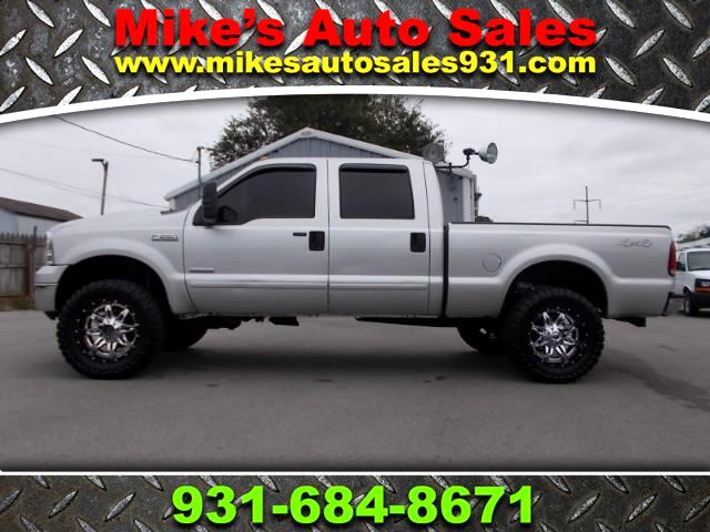 "2007 Ford Super Duty F-250 Crew Cab 156"" Lariat"