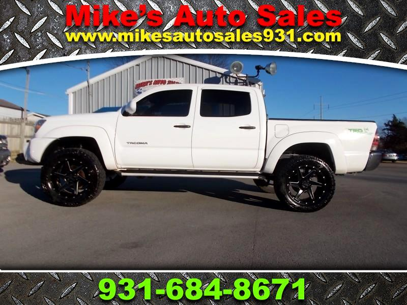 2013 Toyota Tacoma 4WD Double Cab V6 AT (Natl)