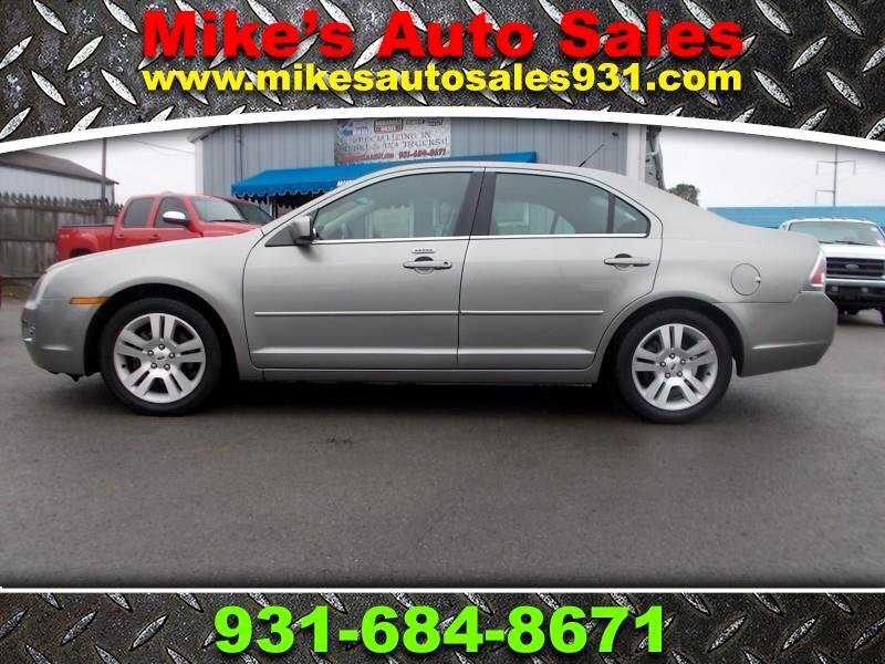 2009 Ford Fusion 4dr Sdn I4 SEL FWD