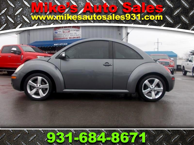 2006 Volkswagen New Beetle Coupe 2dr TDI DSG