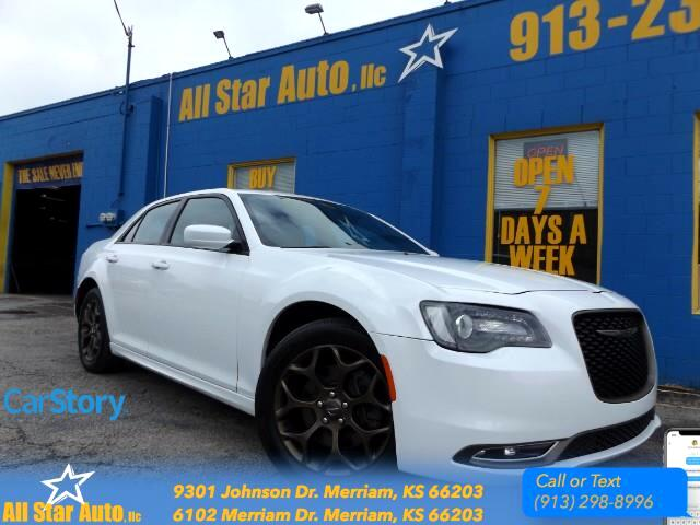 2016 Chrysler 300 S V6 AWD