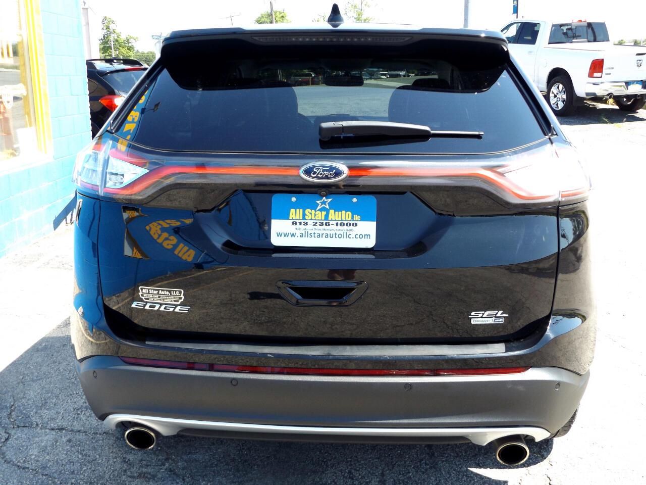 2016 Ford Edge SEL AWD ECOBOOST