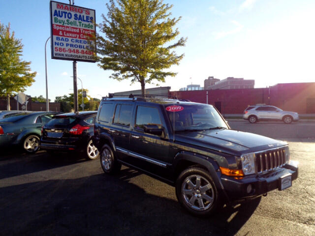 2009 Jeep Commander Overland 4WD