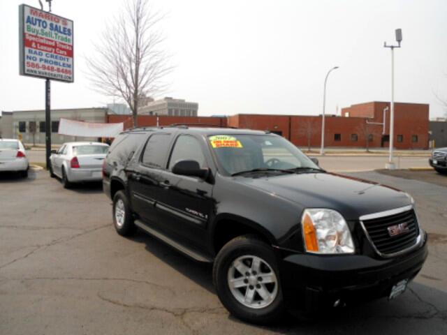 2007 GMC Yukon XL SLT-2 1/2 Ton 4WD