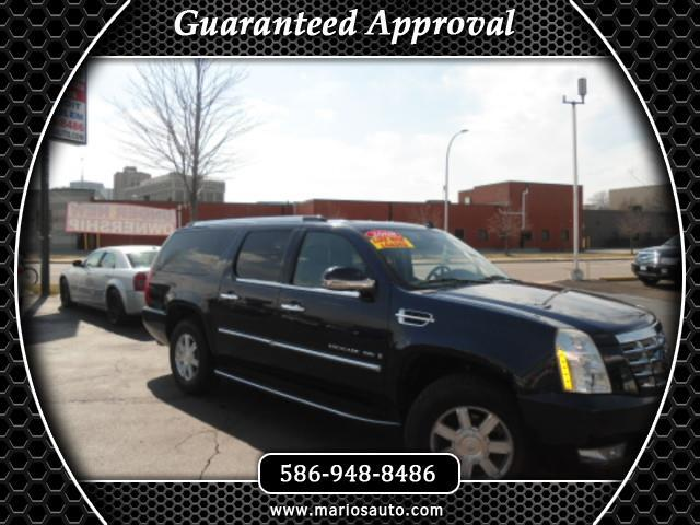 2008 Cadillac Escalade ESV AWD Luxury