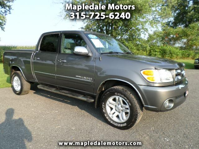 2004 Toyota Tundra SR5 Double Cab 4WD