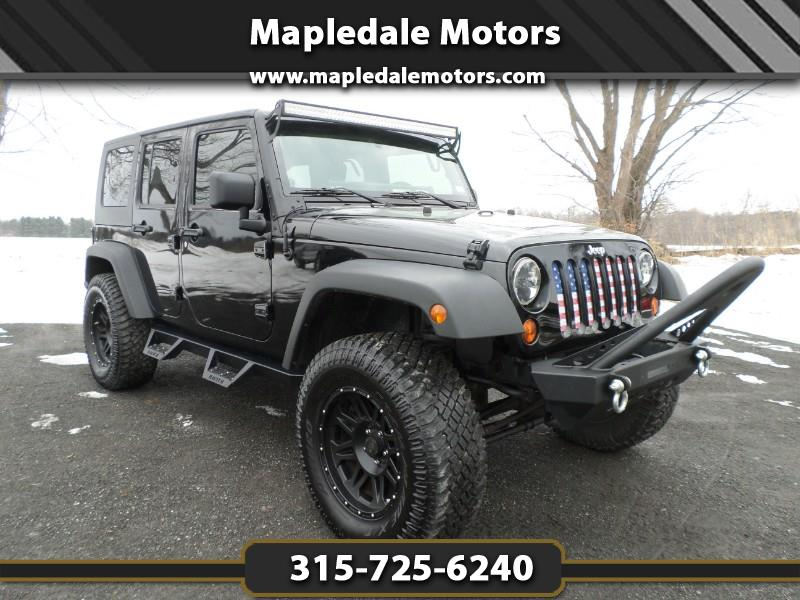 Jeep Wrangler Unlimited X 4WD 2009