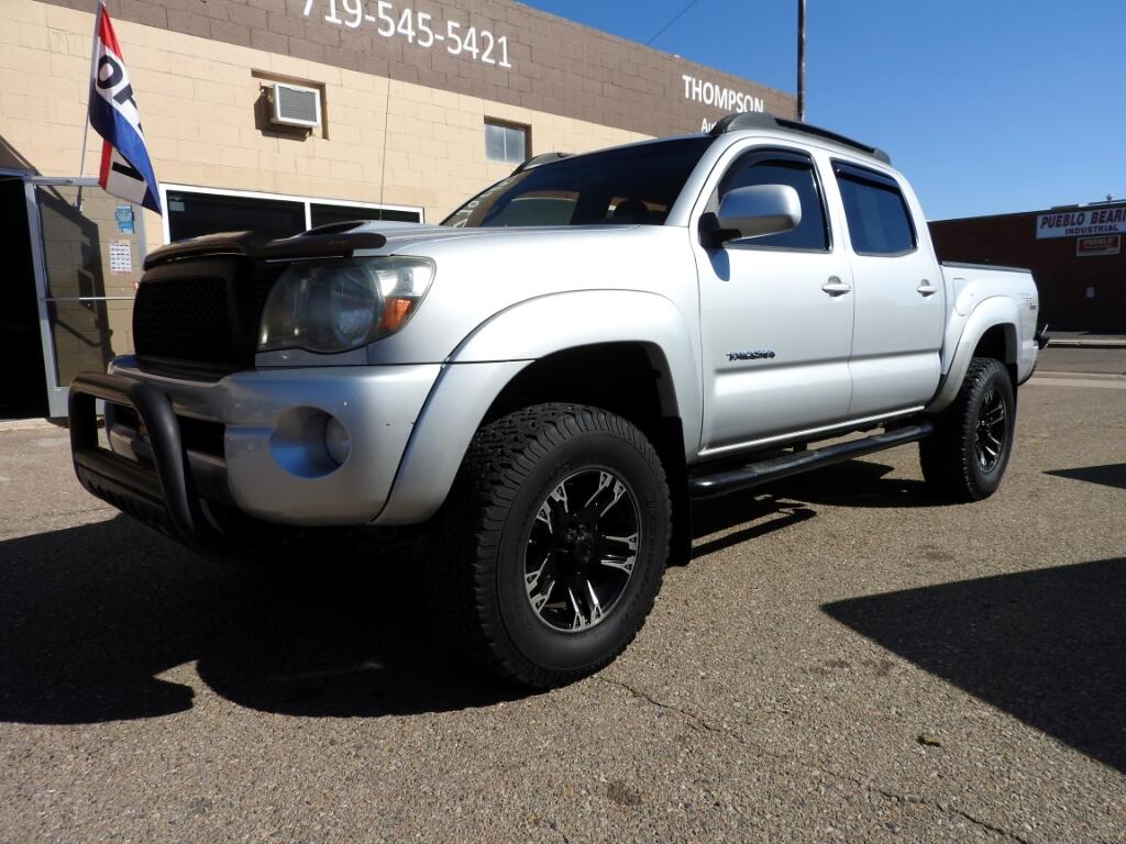 2011 Toyota Tacoma 4WD Double Cab LB V6 AT TRD Sport (Natl)