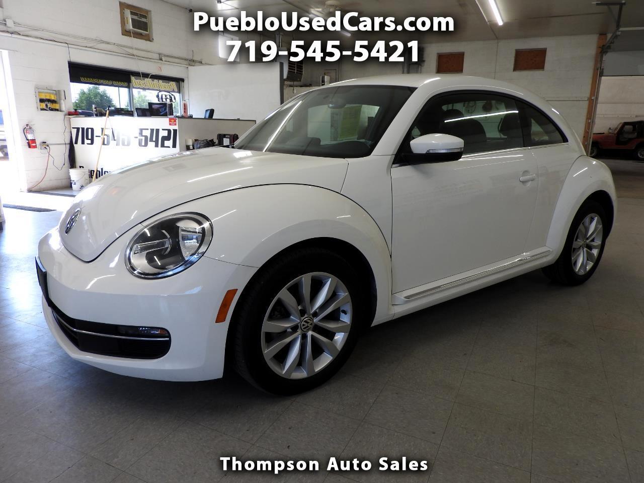 2014 Volkswagen Beetle 2.0T TDI