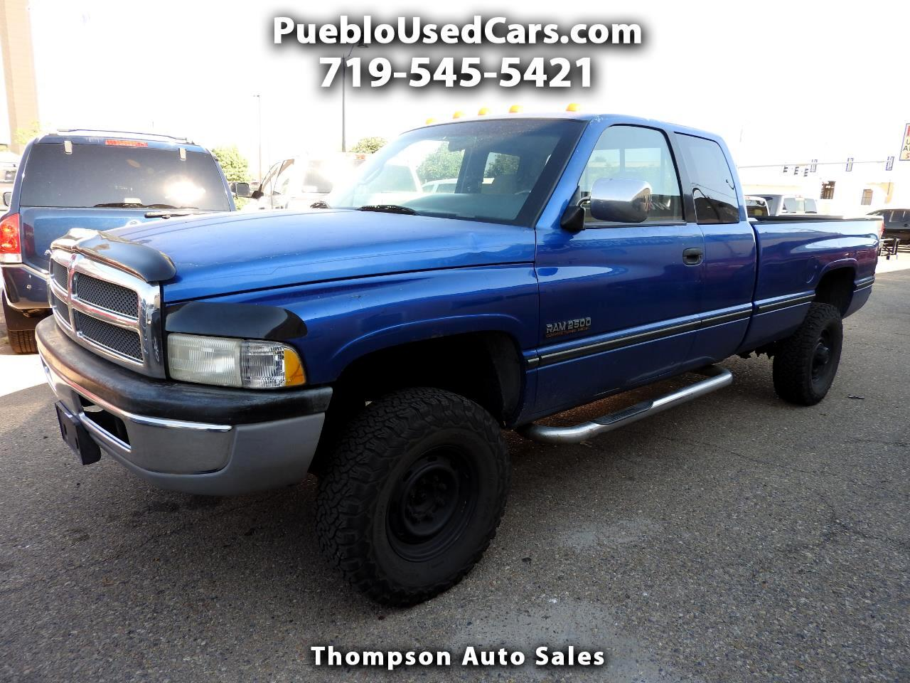 1997 Dodge Ram 2500 ST Club Cab 4WD 5.9L Cummins