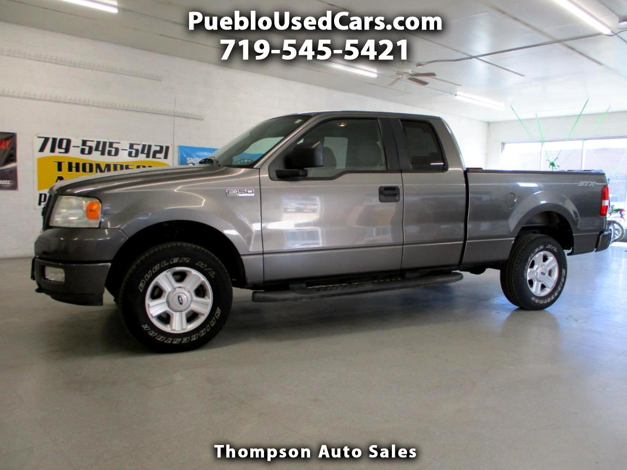Ford F-150 STX SuperCab 4WD 2005