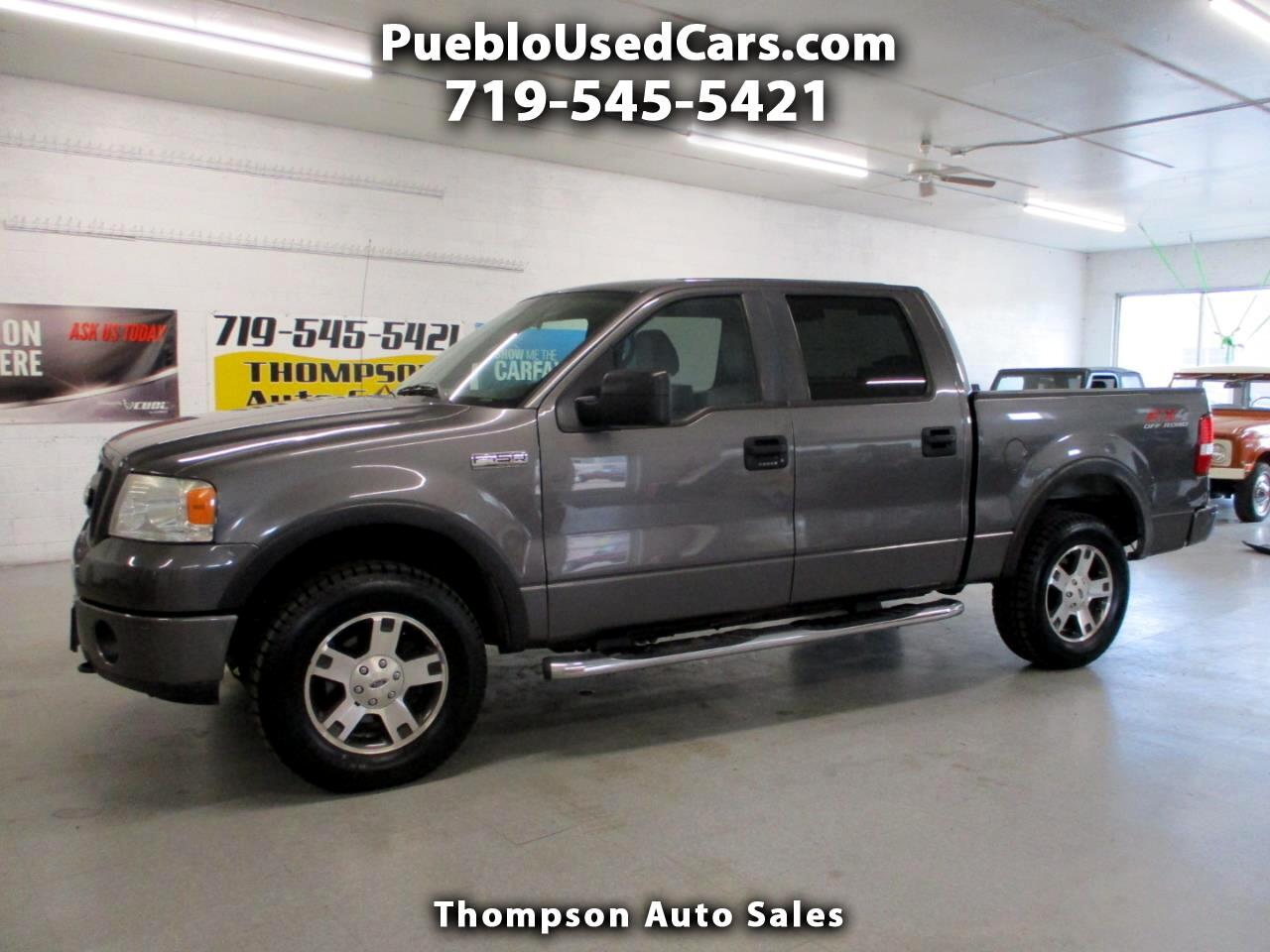 Ford F-150 FX4 SuperCrew 4WD 2007