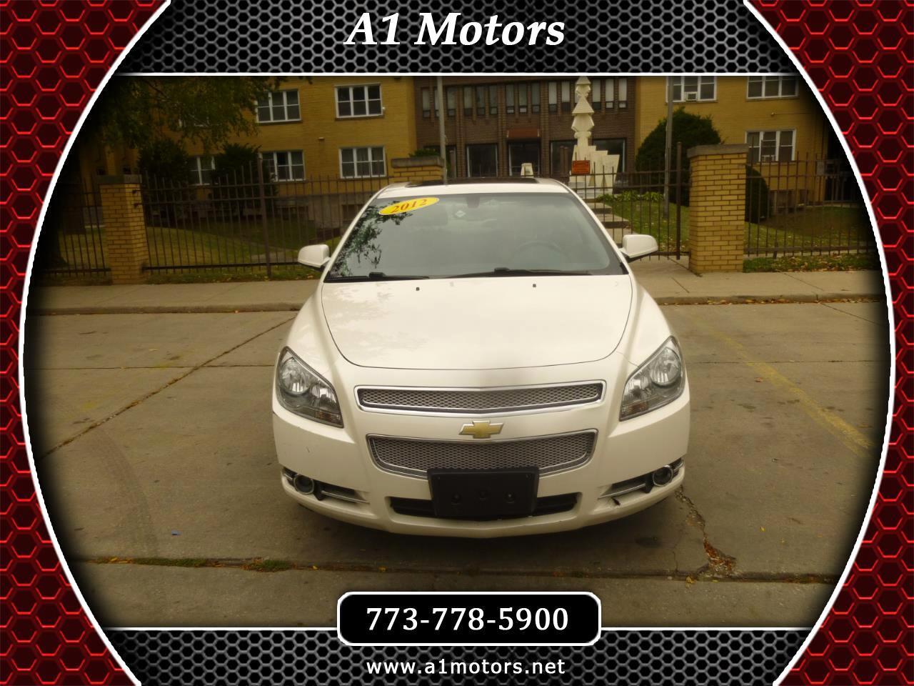 Chevrolet Malibu 2LTZ 2012