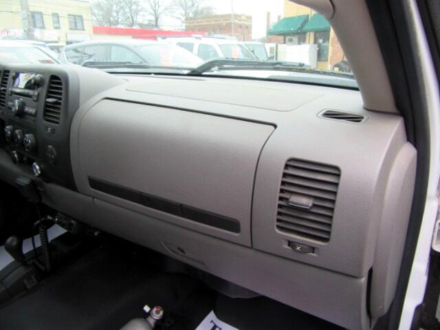 2011 Chevrolet Silverado 3500HD Work Truck Long Box 4WD