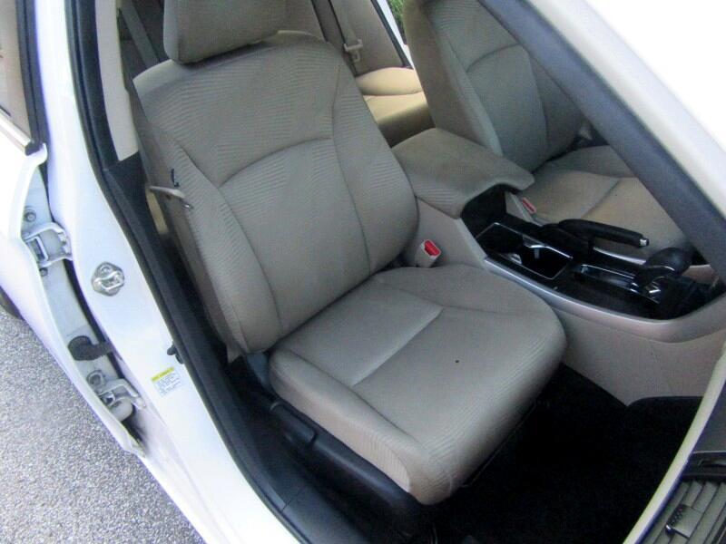 2015 Honda Accord LX Sedan CVT