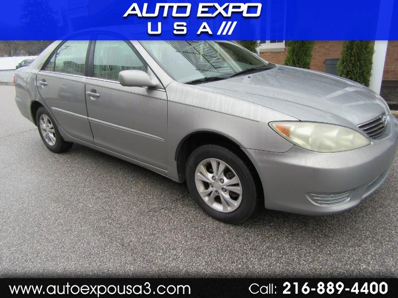 Toyota Camry LE V6 2005