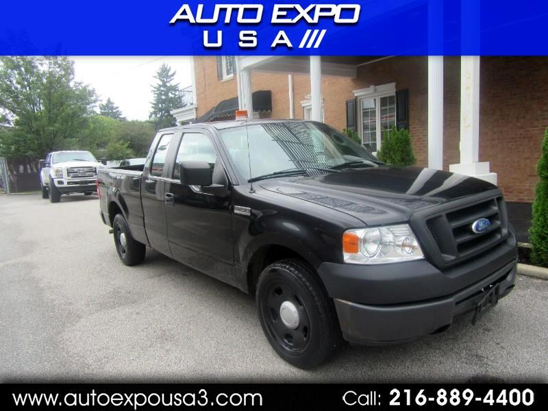 "Ford F-150 2WD SuperCab 145"" XL 2007"