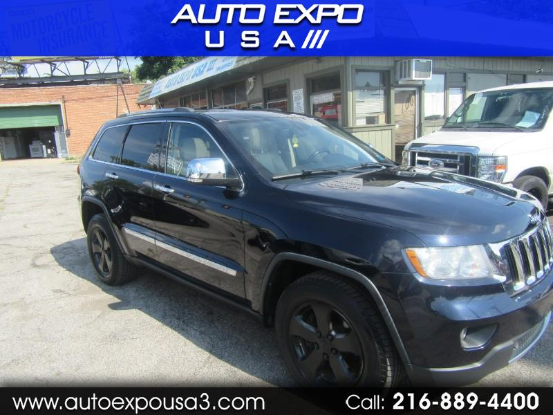 Jeep Grand Cherokee 4dr Limited 2011