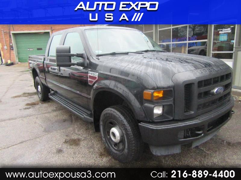 Ford F-250 SD Cabela Crew Cab 4WD 2009