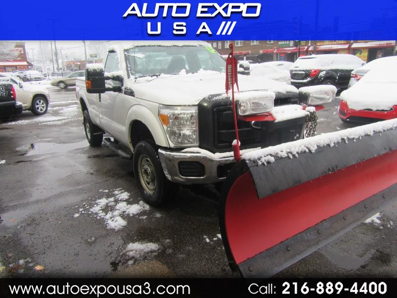 Ford F-250 SD XLT 4WD 2012