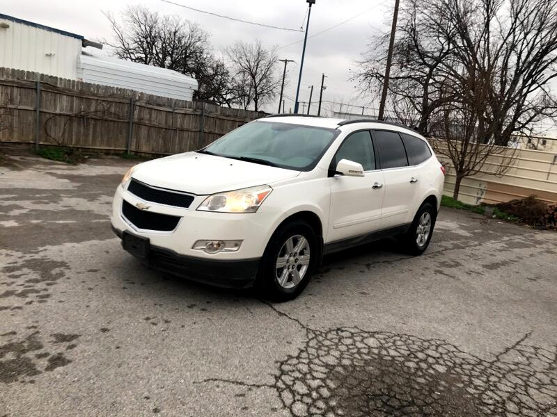 Chevrolet Traverse LT FWD 2012