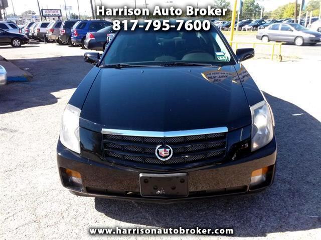 2007 Cadillac CTS HI FEATURE V6