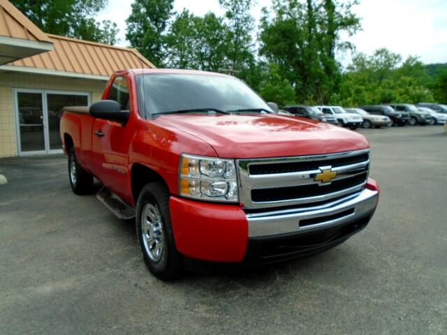 2010 Chevrolet Silverado 1500 LS Work Truck 4WD