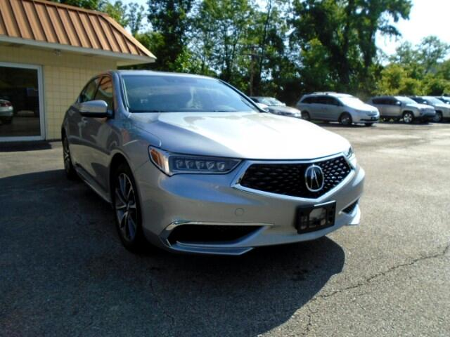 2018 Acura TLX 9-Spd AT SH-AWD w/Technology Package