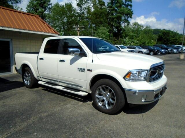 2017 RAM 1500 Limited Crew Cab 4WD