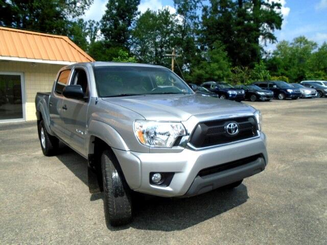 2015 Toyota Tacoma Double Cab SR5 4WD