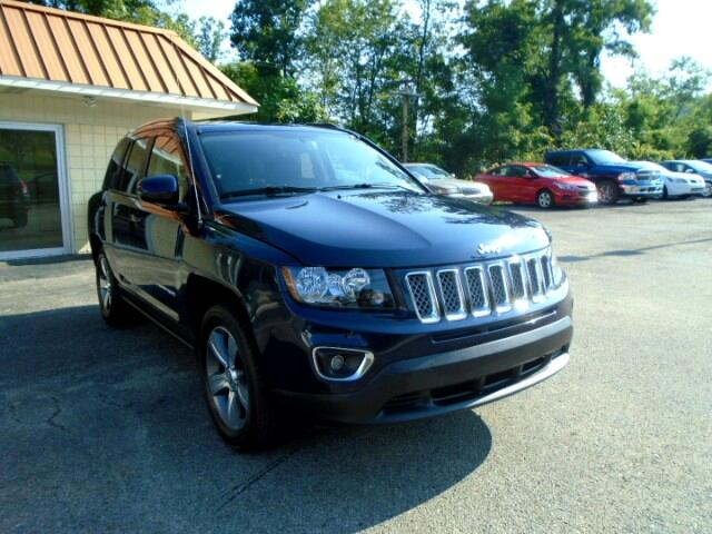 2017 Jeep Compass High Altitude 4WD