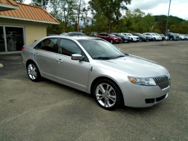 2012 Lincoln MKZ AWD