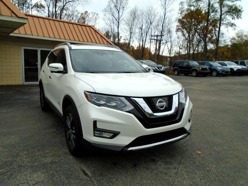 2017 Nissan Rogue SL Hybrid AWD