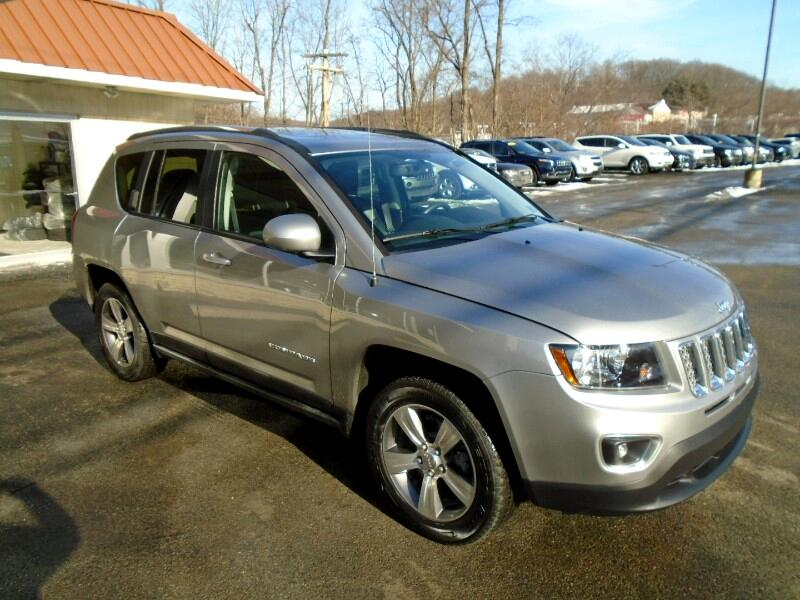 2016 Jeep Compass Hign Altitude Edition 4WD