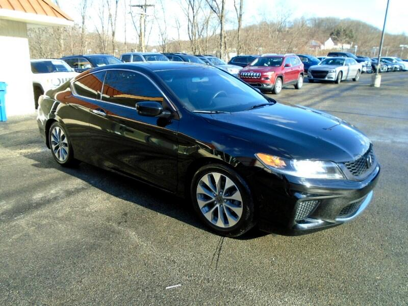 2013 Honda Accord LX-S Coupe 6-Spd MT