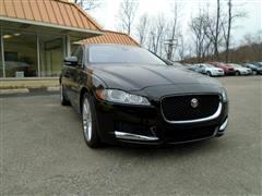 2016 Jaguar XF-Series