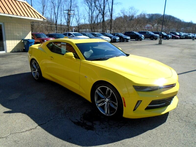 2018 Chevrolet Camaro Coupe with RS Package