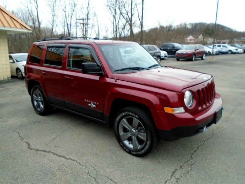 2014 Jeep Patriot Latitude 4WD