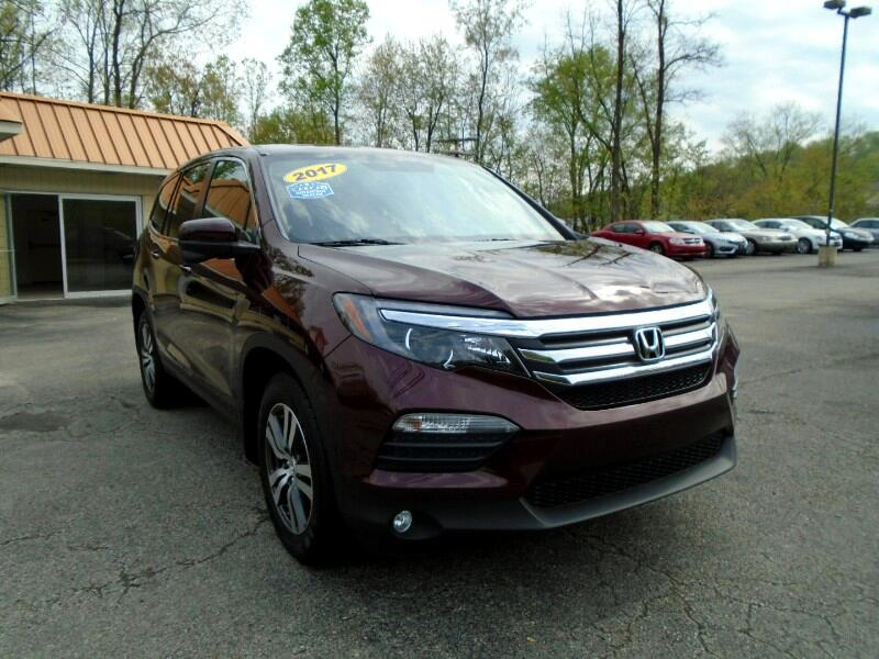 2017 Honda Pilot EX-L All Wheel Drive