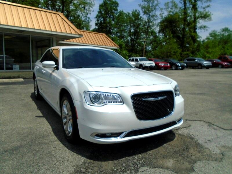 2016 Chrysler 300 Limited Anniversary Edition AWD