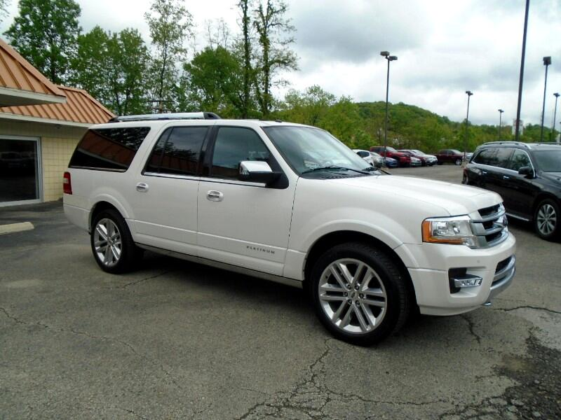Ford Expedition EL Platinum 4WD 2016