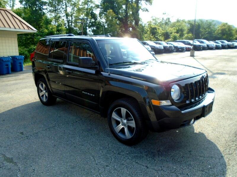 2017 Jeep Patriot High Altitude Edition 4WD
