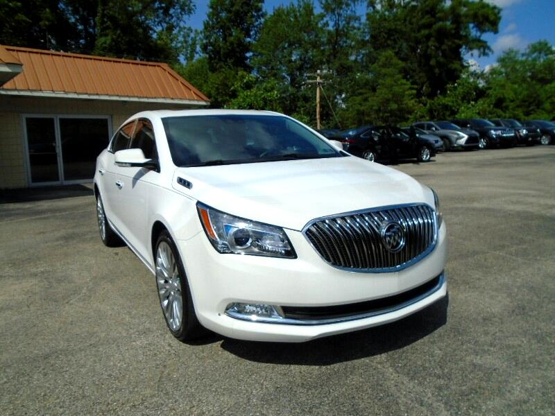 Buick LaCrosse Premium Package 2, w/Leather 2014