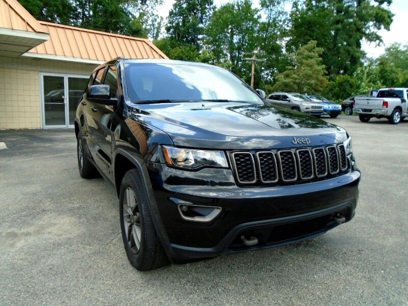 2016 Jeep Grand Cherokee Laredo 75th Anniversary Edition