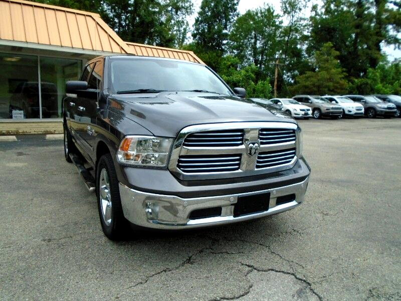 2016 RAM 1500 Big Horn Crew Cab Long Bed 4WD