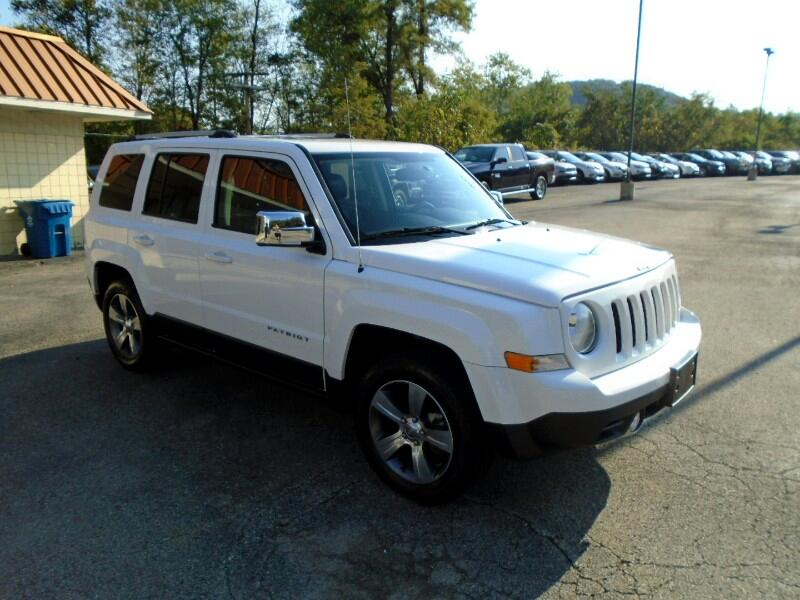 2016 Jeep Patriot High Altitude Edition 4x4