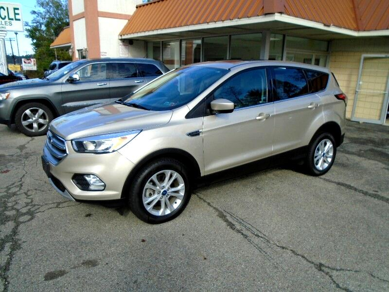 2017 Ford Escape SE 4WD