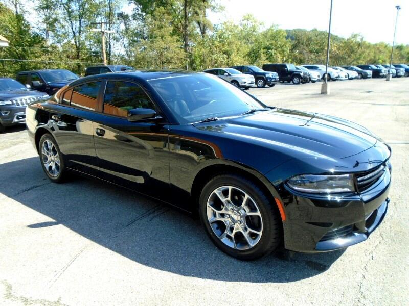 2016 Dodge Charger SXT Plus AWD