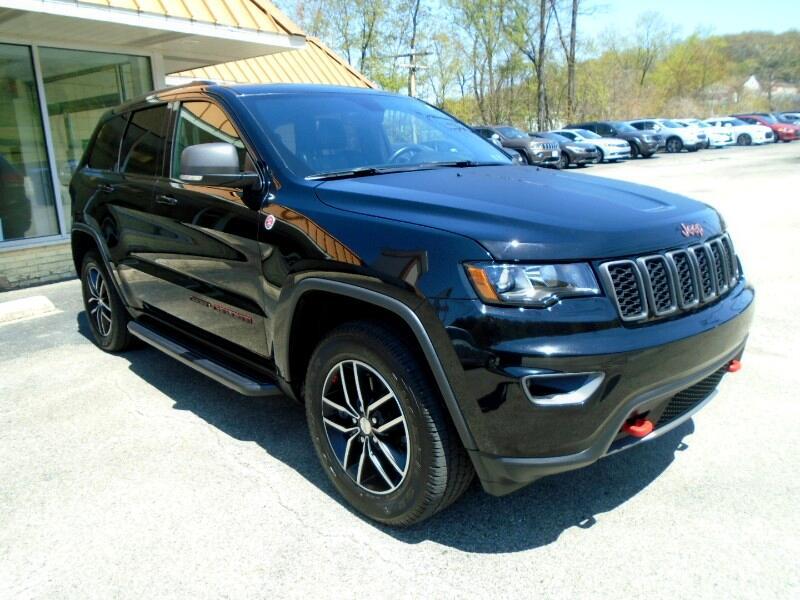 Jeep Grand Cherokee Trailhawk 4WD 2017
