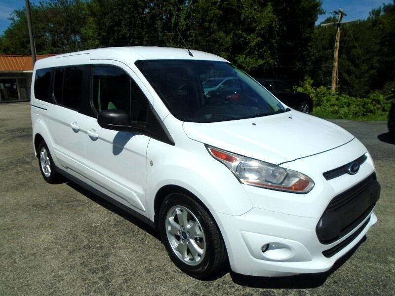 Ford Transit Connect Wagon XLT w/Rear Liftgate LWB 2014